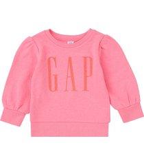 buzo rosa gap
