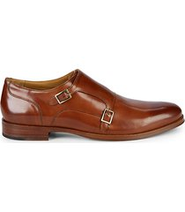 grammercy double monk strap dress shoes