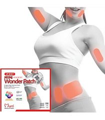 parches adelazantes wonder patch - power edition up body
