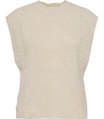 vest vests knitted vests crème noa noa
