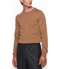boss men's crewneck sweater