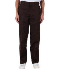 dickies work pants 874 - brown