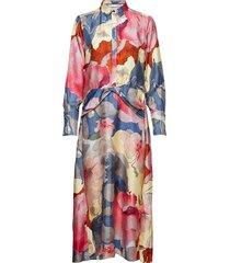 iw50 06 hepburn dress jurk knielengte multi/patroon inwear
