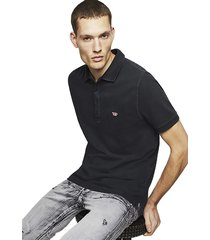 polera t night new polo shirt negro diesel