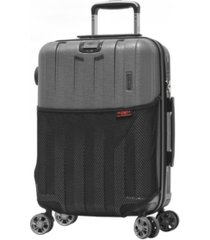 "olympia usa sidewinder pc expandable 21"" carry-on spinner"