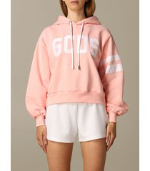 gcds sweatshirt gcds hoodie with logo print