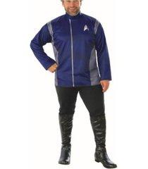 buyseason men's star trek science uniform costume top costume