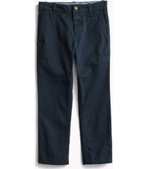 tommy hilfiger boy's adaptive stretch chino sky captain - 5