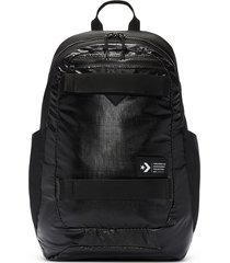 converse utility backpack black