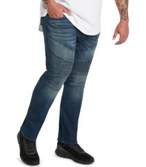 mvp collections denim biker jean
