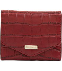 brahmin small veronica leather wallet