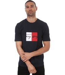 mens box signature relaxed t-shirt