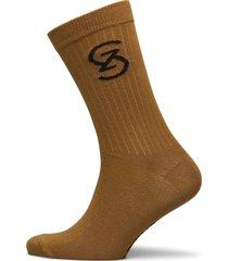 antagz socks ma20 lingerie socks regular socks brun gestuz