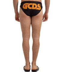 gcds huge logo swimming brief