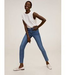 isa crop skinny jeans