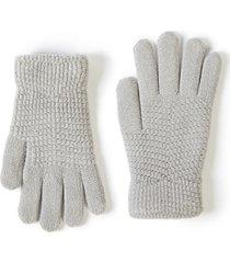lane bryant women's knit glove onesz grey