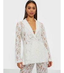 nly trend lace suit blazer kavajer