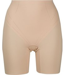 wacoal shape air breathable long leg control shorts - neutrals