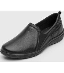 zapato mujer jane negro flexi