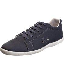 sapatênis sapato casual mavi basico cinza