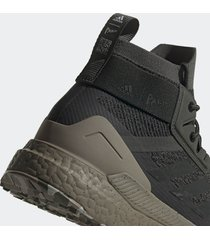 adidas x parley mission men's terrex free hiker parley hiking shoes - legendary - uk 11