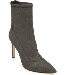 jewel badgley mischka eva women's evening bootie women's shoes