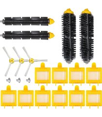 15 conjuntos de escoba irobot r309 accesorios * 2 + r302 * 3 + r306 *