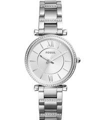 reloj fossil para mujer - carlie  es4341