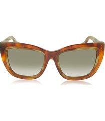 balenciaga designer sunglasses, ba0027 acetate square women's sunglasses