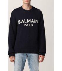 balmain sweater balmain merino wool sweater