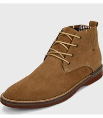 zapato casual miel monserrate