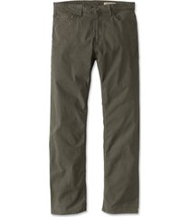 5-pocket stretch twill pants, olive, 32, inseam: 34 inch