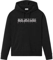 hoodie babel zwart