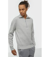 filippa k m. timothy sweater tröjor steel