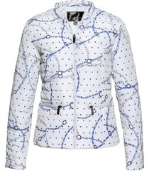 giacca trapuntata fantasia (bianco) - bpc selection