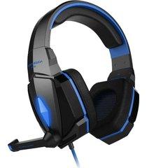 audifono diadema gamer kotion each g4000 usb microfono led