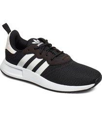 x_plr s j låga sneakers svart adidas originals