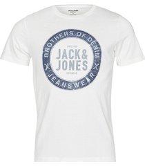 t-shirt korte mouw jack & jones jjejeans