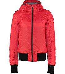 canada goose dore techno fabric padded jacket