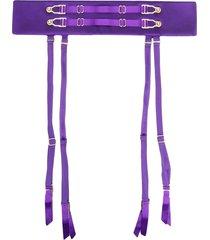 murmur secure waist belt - purple