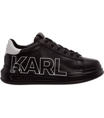 scarpe sneakers donna in pelle kapri