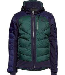 iceshelf jkt m outerwear sport jackets groen salomon