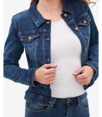 tribal dream jean jacket