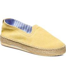 peachtown espadrille sandaletter expadrilles låga gul gant