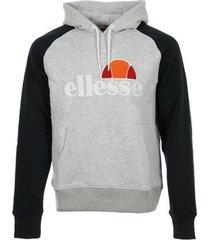 "sweater ellesse men's hoodie bicolore ""bouclette"""
