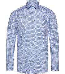 8590 - jake sc skjorta casual blå xo shirtmaker by sand copenhagen