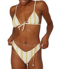 belted delilah bikini bottom