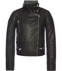 'bales' funnel collar jacket