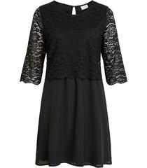 klänning vilovia lace 3/4 dress