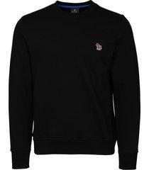 ps by paul smith zebra logo sweatshirt - black m2r-027rz-b20075